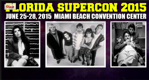 Florida Supercon Celebrates 20th Anniversary Reunion of Clerks | clerks
