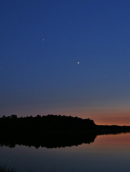 Watch Jupiter And Venus Converge In The Sky On June 30 | Jupiter