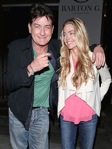 Charlie Sheen Goes OFF On Ex-Wife Denise Richards! | Charlie Sheen