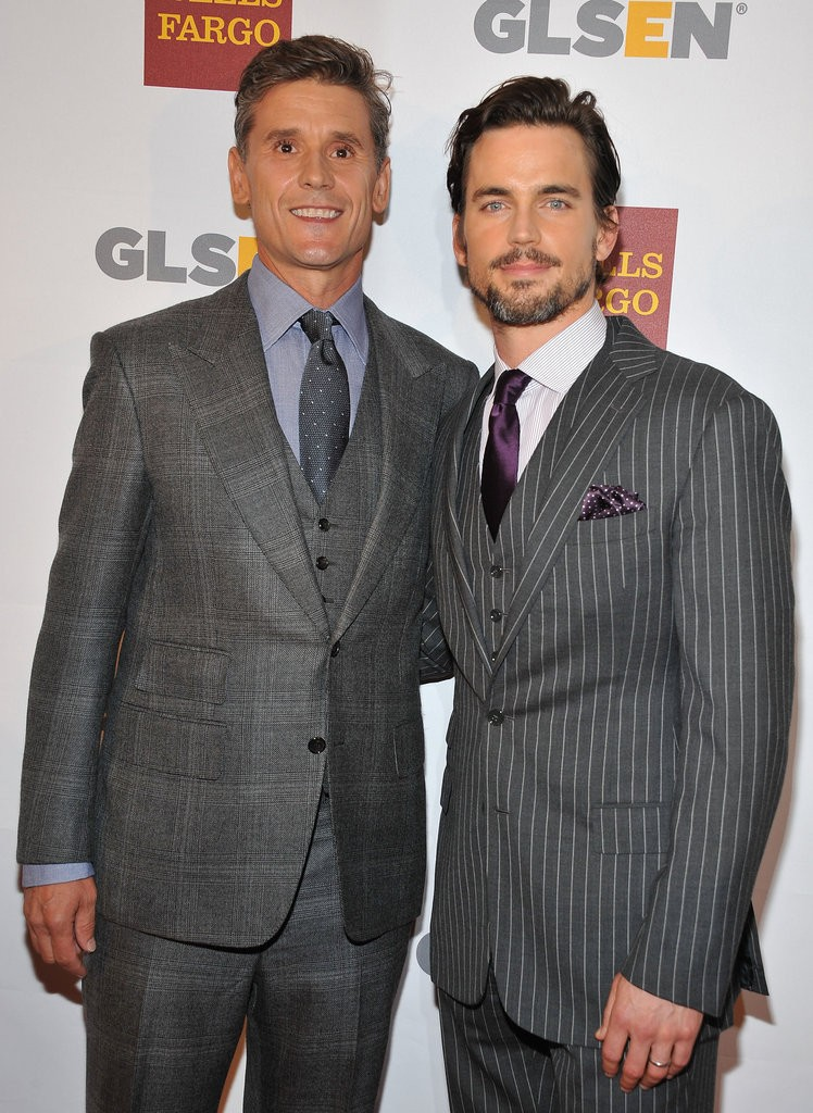 Matt Bomer Not Getting Advice From PR Husband: