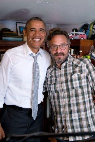 President Obama To Appear On Marc Maron's 'WTF' Podcast | Obama