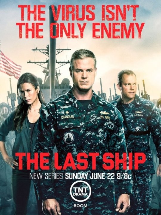 The Last Ship: 02x01, Unreal City | The Last Ship