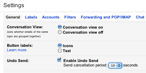 Your Prayers Have Been Answered With Gmail's New Undo-Send Tool | Gmail