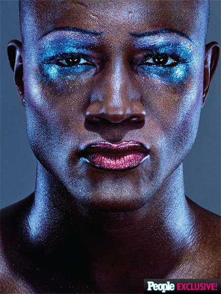 First Glittering Look At Taye Diggs As Hedwig | Taye Diggs