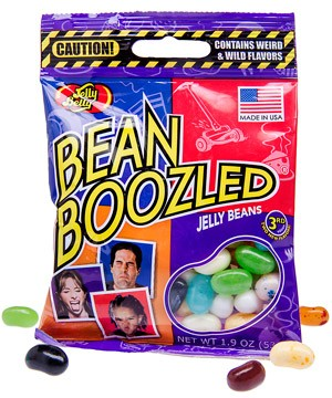 Are You Brave Enough For The Beanboozled Challenge? | Beanboozled
