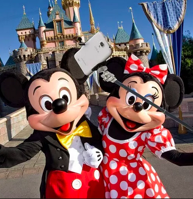 Disney Officially Bans Selfie Sticks Parkwide | disney