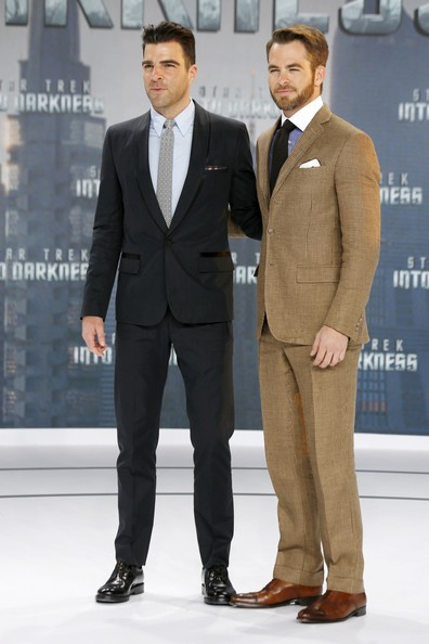 Chris Pine And Zachary Quinto Are On-Board For A Fourth 'Star Trek' Film | Star Trek