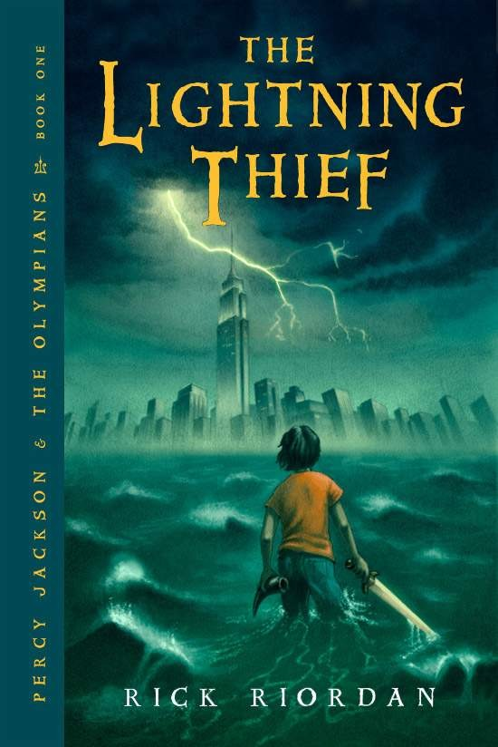 How Percy Jackson And The Lightning Thief Reignited A Stifled Imagination | Lightning Thief
