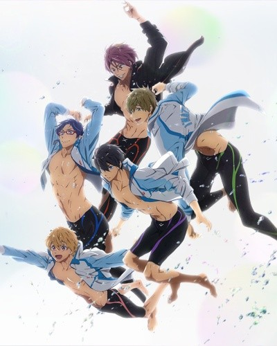 Funimation Unveils English-Dub Trailer For Free! Eternal Summer | Free Eternal Summer