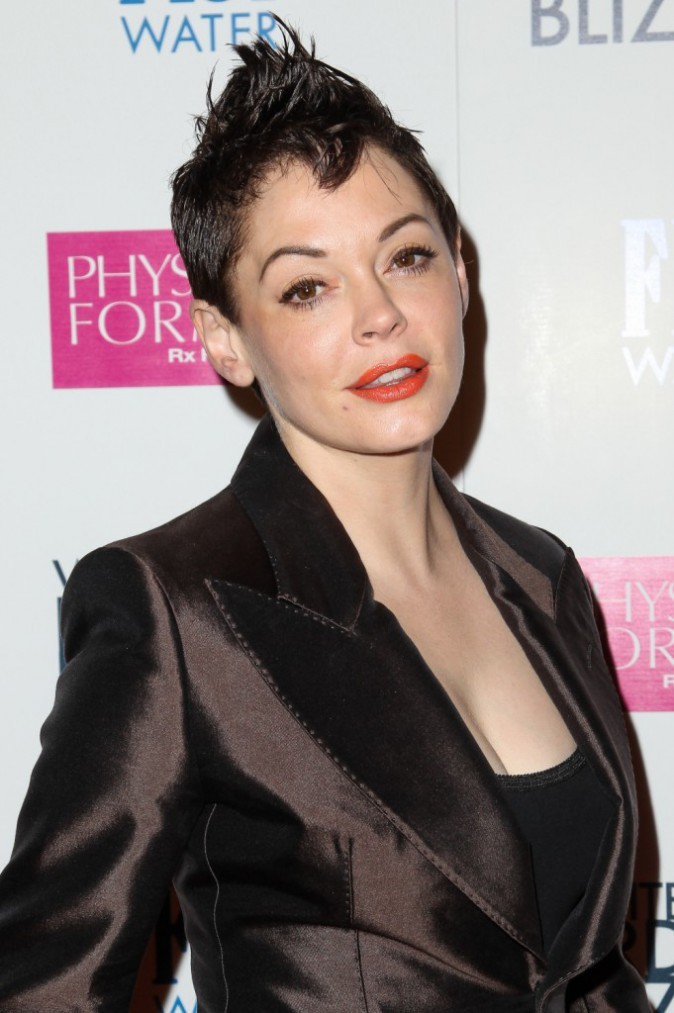 Rose McGowan Speaks Out Against Sexism In Hollywood | Rose McGowan