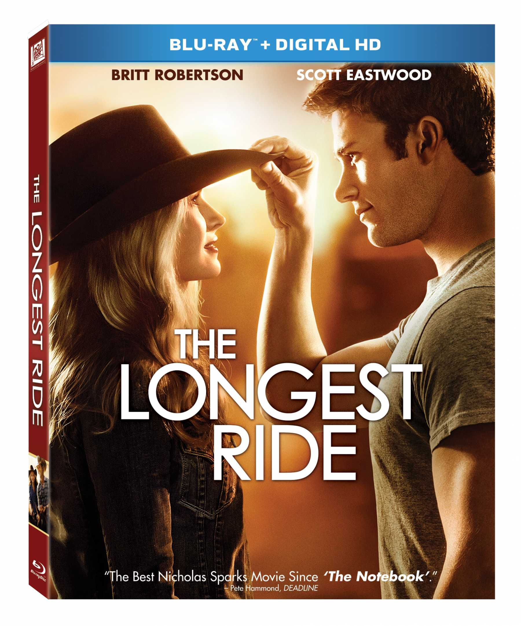 The Longest Ride Gallops Onto Blu-Ray | The Longest Ride