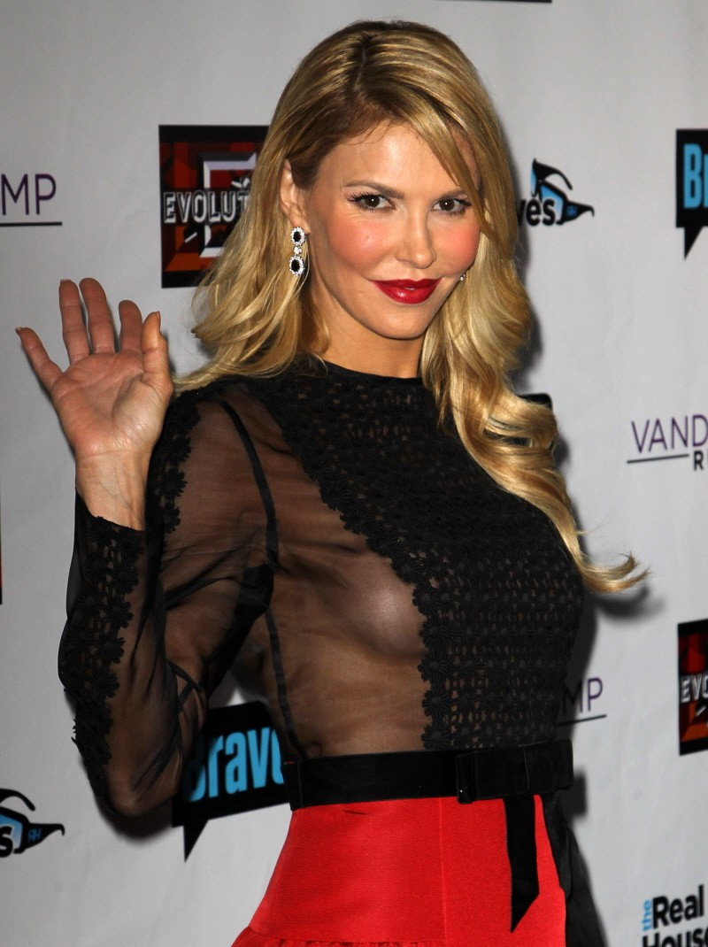 Brandi Glanville Confirms Departure From RHOBH | rhobh