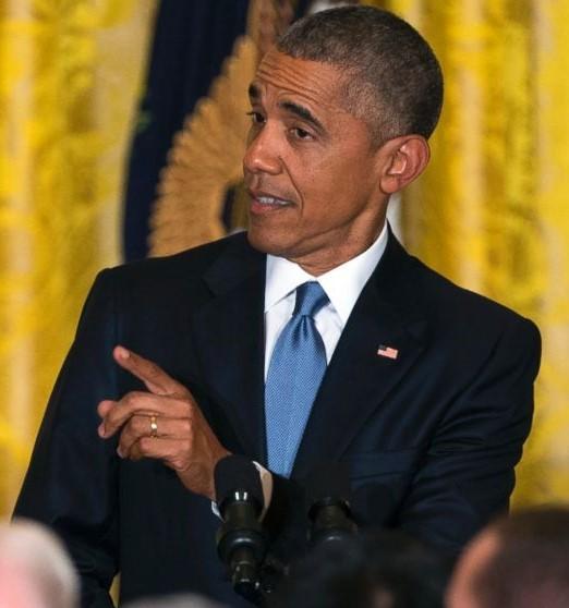 Heckler Confronts President Obama Over LGBTQ Deportations | President Obama
