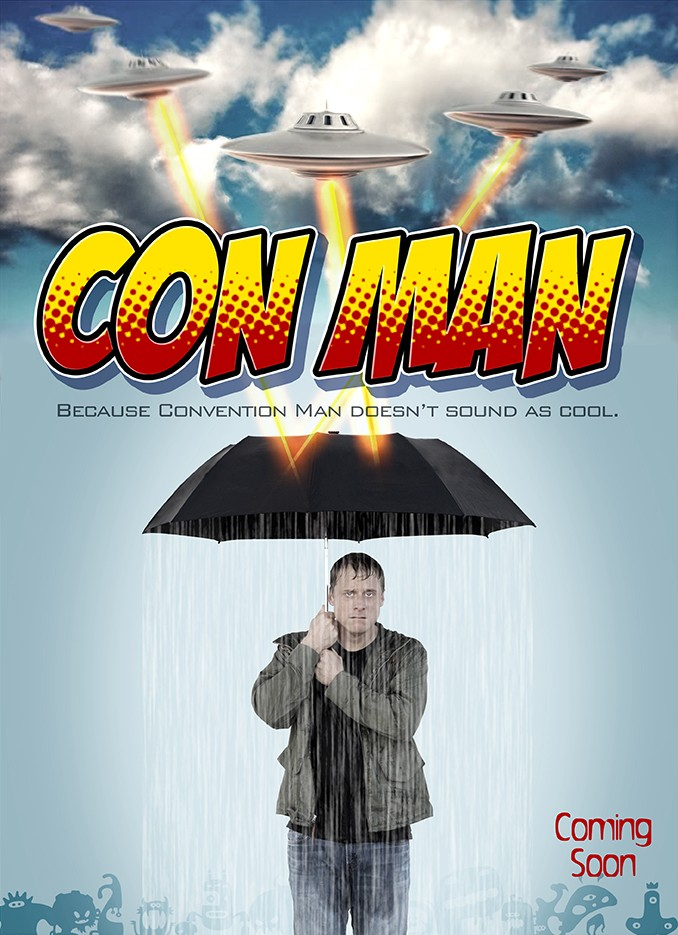 Why Alan Tudyk's Con Man Series Will Be Everything | Con Man
