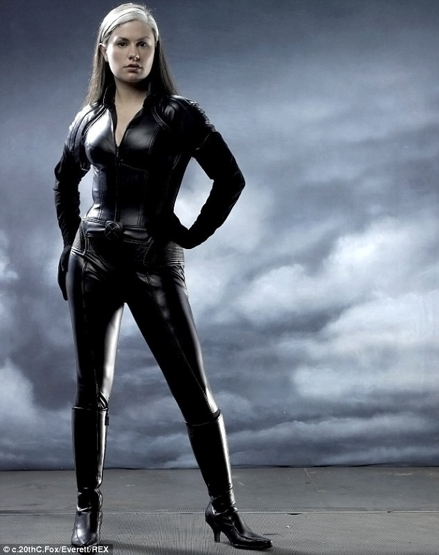 Anna Paquin As Rogue in 'X-Men: Days of Future Past' Re-Release Scenes | Anna Paquin