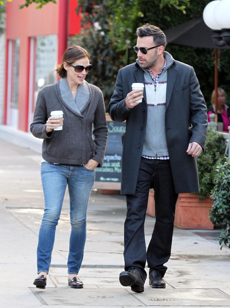 Ben Affleck And Jennifer Garner To Officially Divorce | ben affleck and jennifer garner