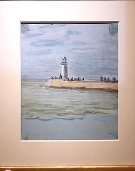 Art Dealer Discovers Rare, Long-Lost Sketch By Claude Monet | Claude Monet