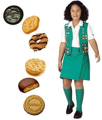 Girl Scouts Raise $100,000 In One Day | girl scouts