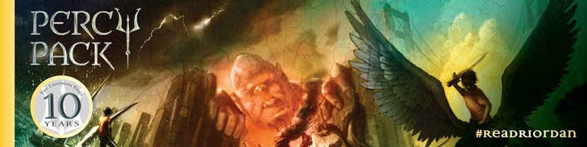 Rick Riordan Releases New Demigods Of Olympus Interactive E-Book! | Rick Riordan