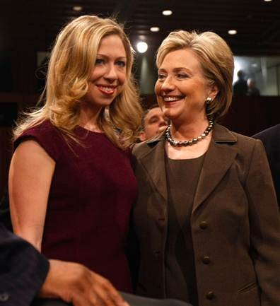 College Opts For Chelsea Over Hillary Clinton As Guest Speaker | Hillary Clinton