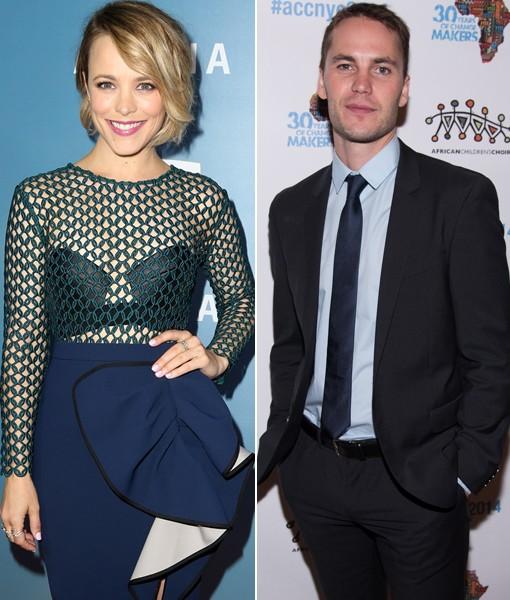 True Romance For True Detective Stars Rachel McAdams And Taylor Kitsch? | Rachel McAdams
