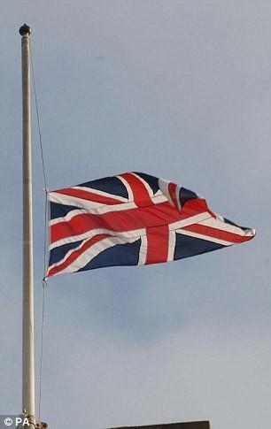 Britain Stands Silent For Tunisia Victims | britain
