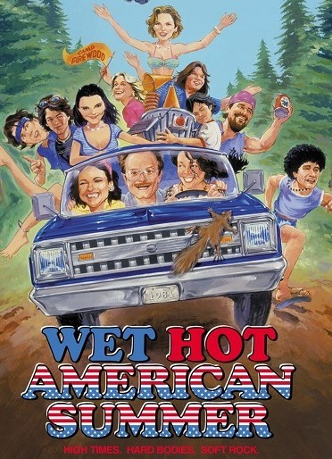 The Wet Hot American Summer Trailer Gets A Little Raunchy | Wet Hot American Summer