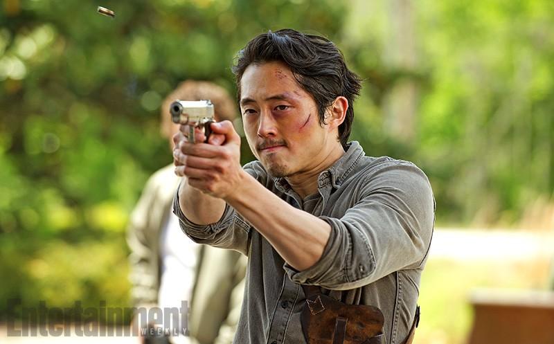 'Walking Dead' Stills Surface For Season 6 | Walking Dead