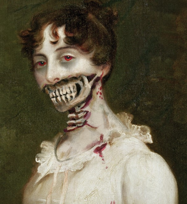 First Stills Arrive For Pride And Prejudice And Zombies | Pride and Prejudice and Zombies