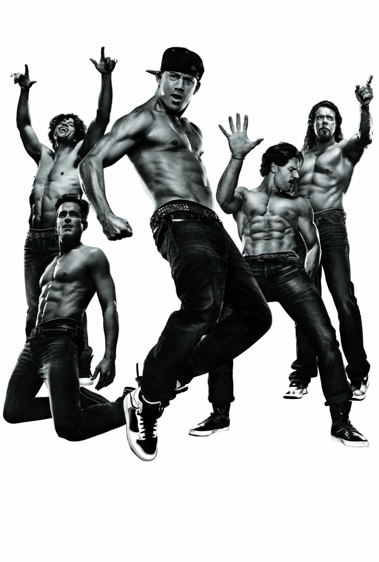 Loudinni Reviews Magic Mike XXL: Enjoy The Stud-Ploitation While You Can | Magic Mike XXL