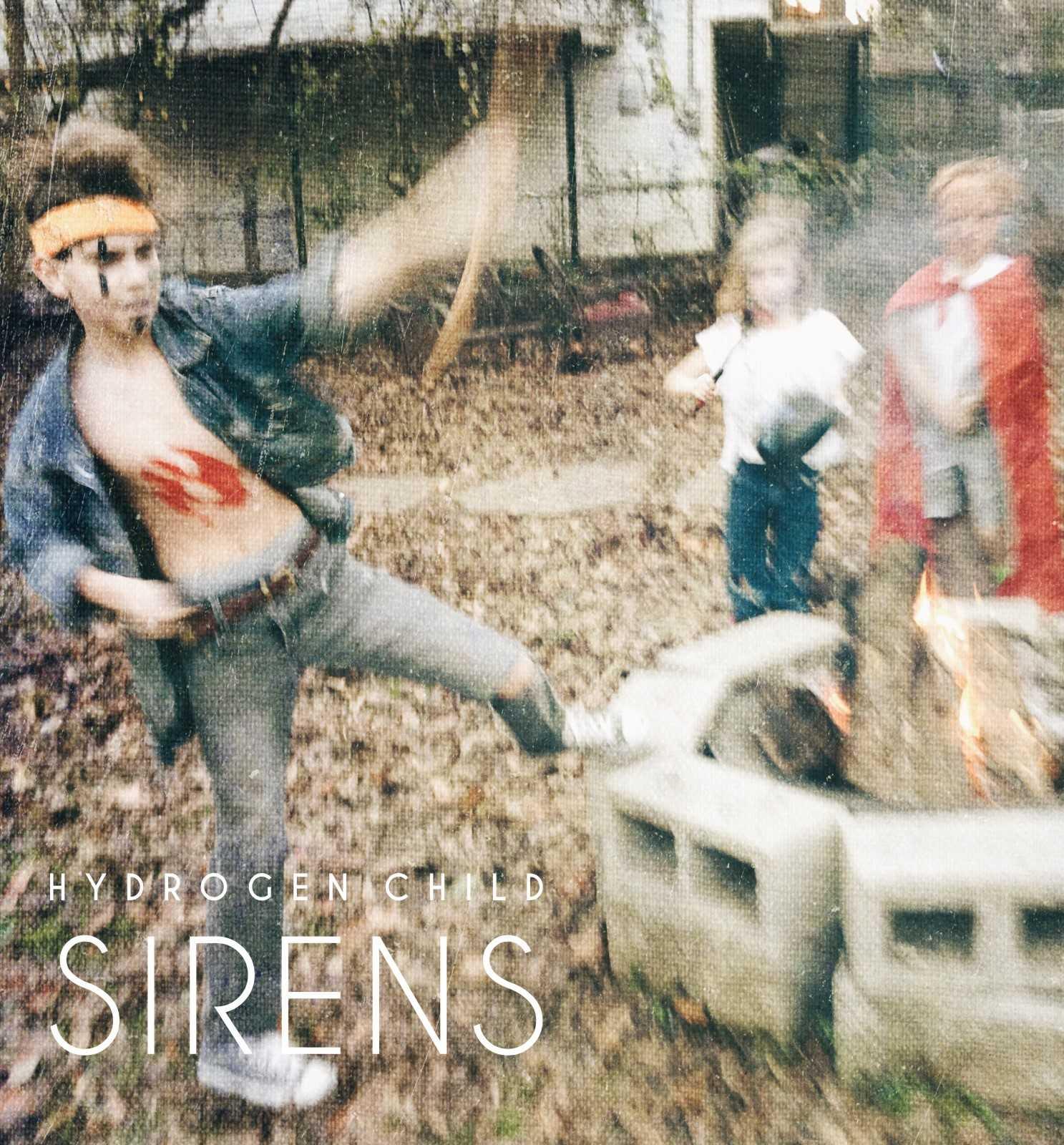 Hydrogen Child Showcase Their Versatility With Sirens EP | Hydrogen Child