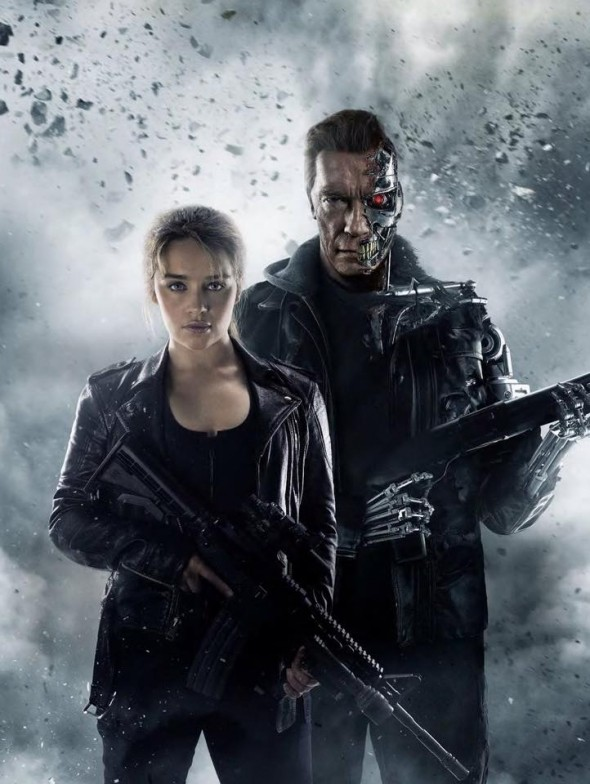 Loudinni Reviews Terminator Genisys: Technical Inconsistencies Galore | Terminator Genisys