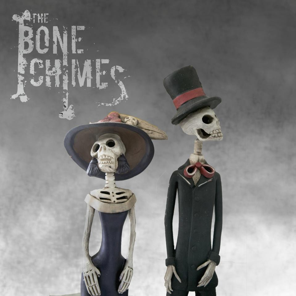 The Bone Chimes Make Some Noise With Self-Titled EP | The Bone Chimes