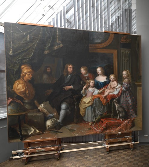 The Met Restores 350-Year-Old Painting By Charles Le Brun | Charles Le Brun
