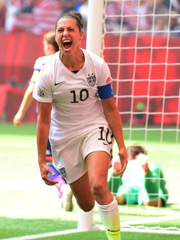 Lloyd Leads Team USA To Victory In Women's World Cup Final | USA
