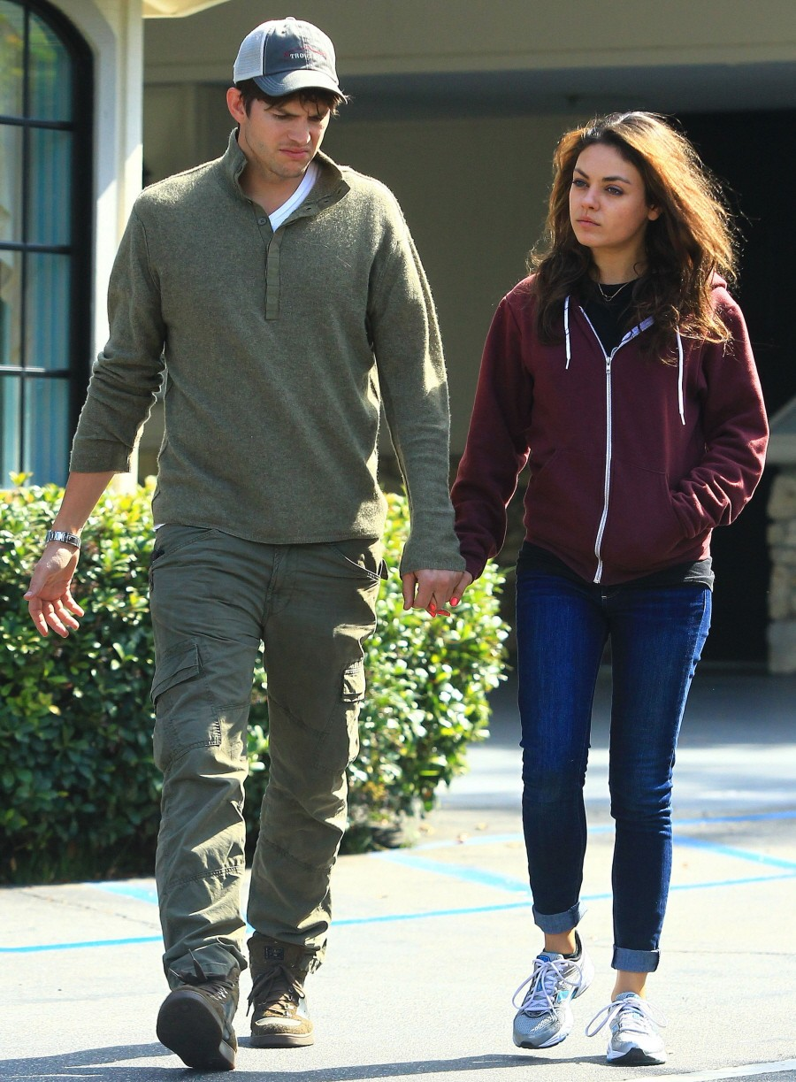 Ashton Kutcher And Mila Kunis Married This Weekend? | ashton kutcher and mila kunis