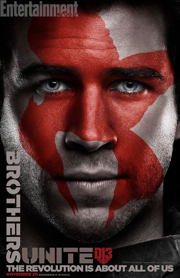 The Faces Of The Revolution Are Revealed In New Mockingjay Part 2 Posters | Mockingjay