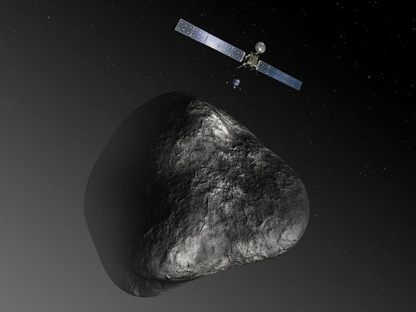 Some Scientists Skeptical About Potential Life On Philae Comet | Philae