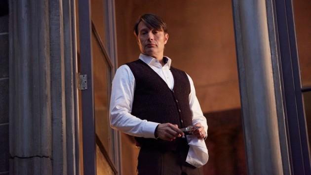 Hannibal: 3x05, Contorno | Hannibal