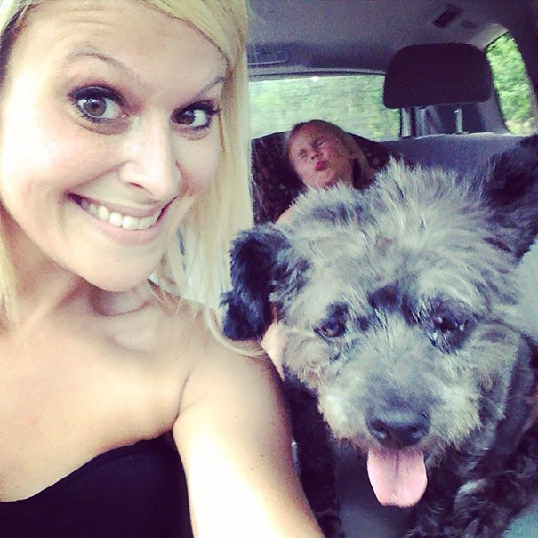 Woman Adopts Dying Dog And Creates Bucket List For Him | dog