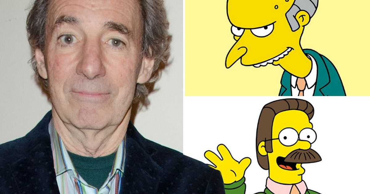 Harry Shearer Returning to The Simpsons For Upcoming 27th Season. | The Simpsons