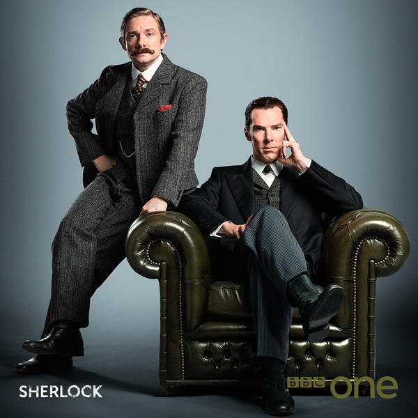 New Sherlock Image Builds Excitement For Special | Sherlock