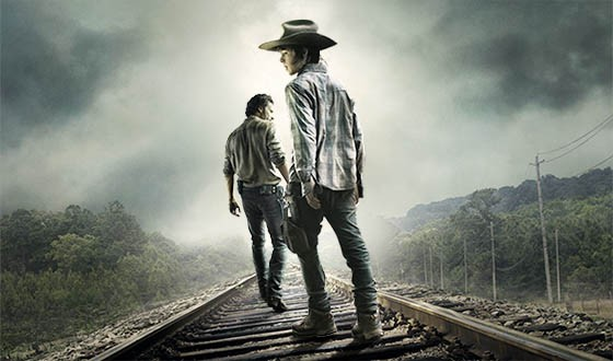 AMC Drops Epic The Walking Dead Trailer At Comic-Con | The Walking Dead