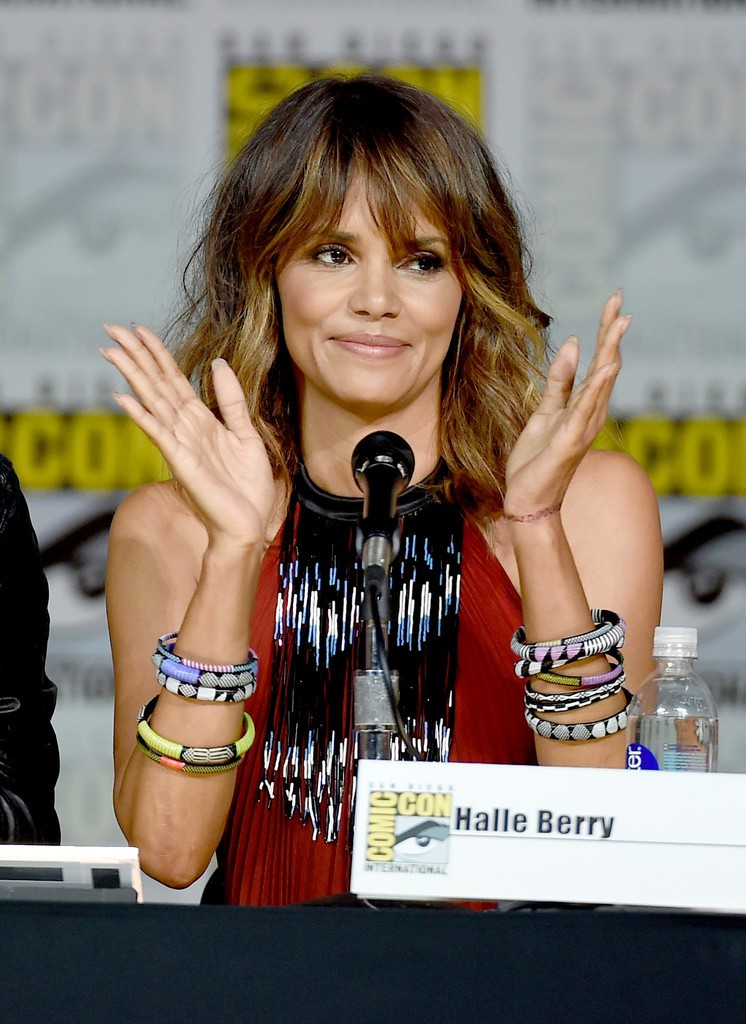 Halle Berry Wants Her Own Storm Movie | Halle Berry