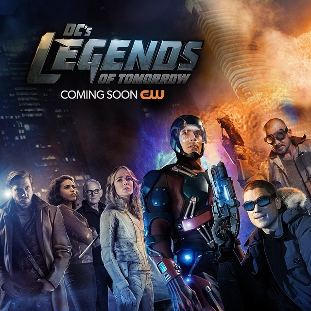 New DC's Legends Of Tomorrow Trailer Released | Legends of Tomorrow