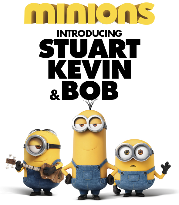 Loudinni Reviews Minions: Endearing To Children And Adults Alike | Minions