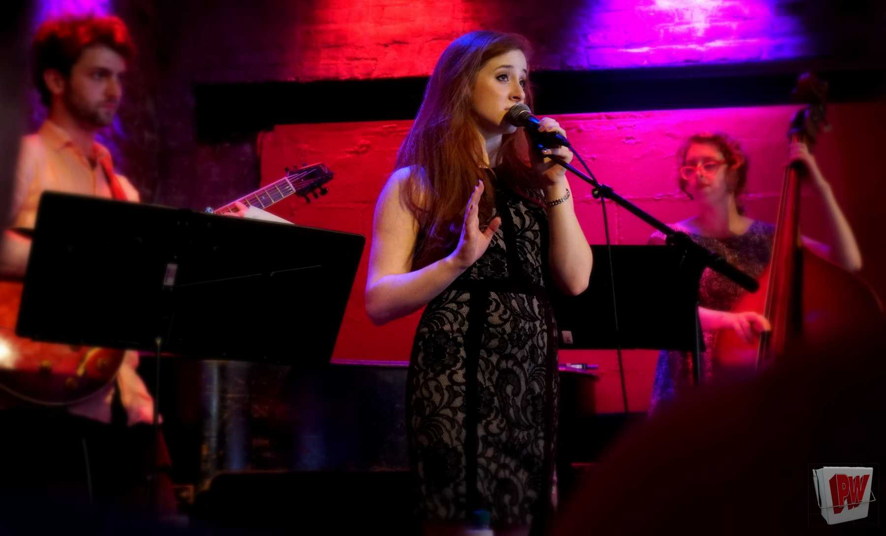 Gracie Terzian Enchants NYC's Rockwood Music Hall | Gracie Terzian