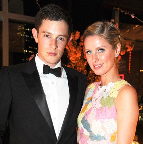 Nicky Hilton Marries Banking Scion James Rothschild | Nicky Hilton