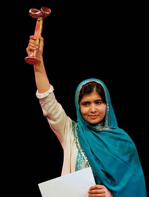 Inspirational Malala Opens A School For Refugee Girls To Mark 18th Birthday   malala