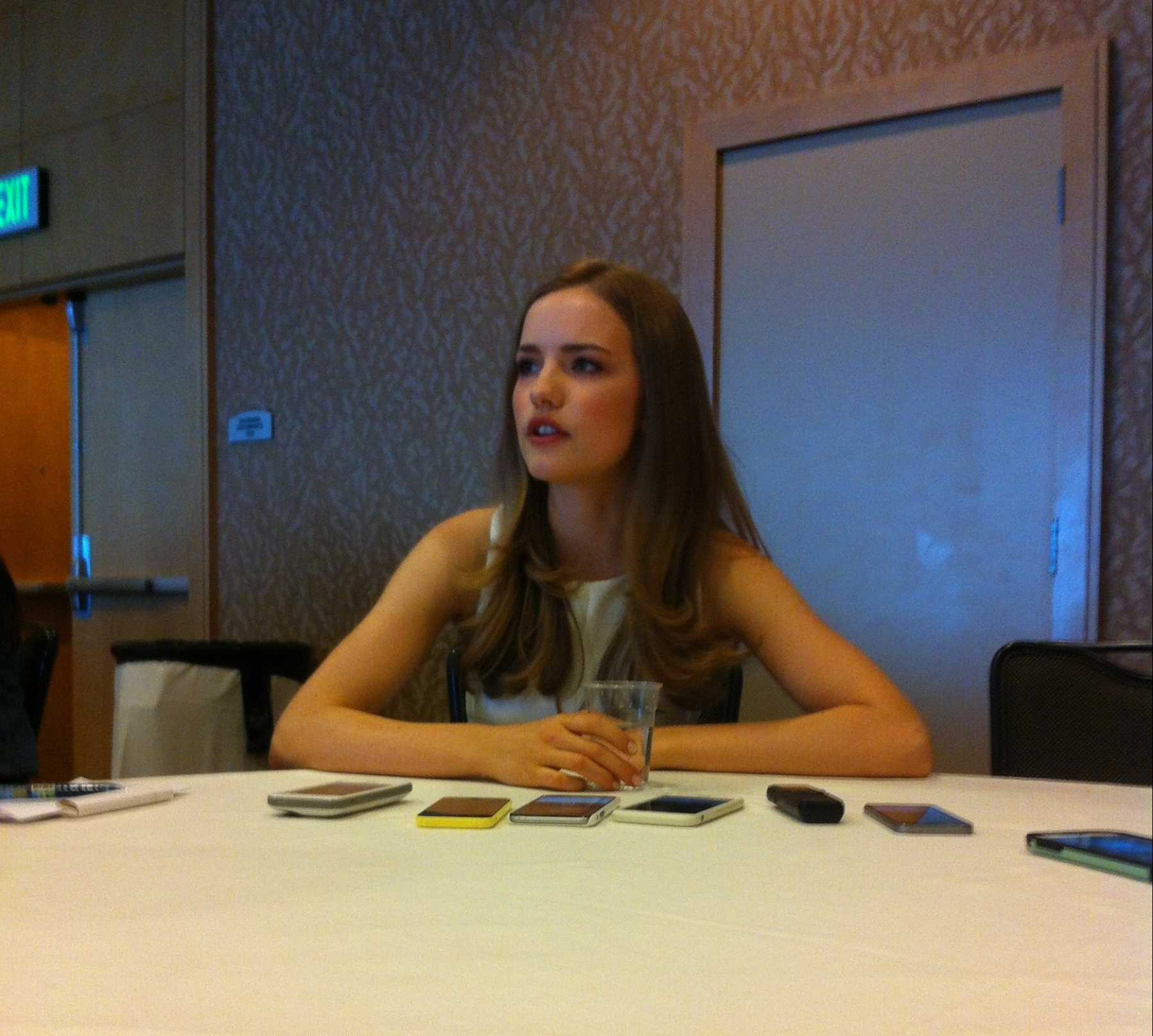 PopWrapped Talks To The Cast And Crew Of Scream At SDCC | scream